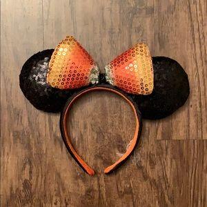 Accessories - Halloween Minnie ears